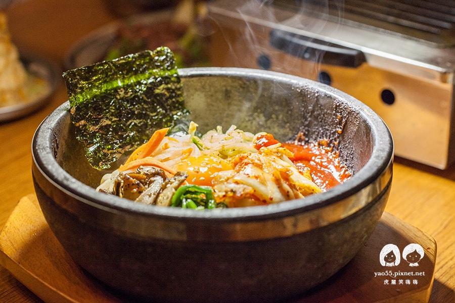 大阪燒肉雙子Futago 石鍋拌飯 NT220