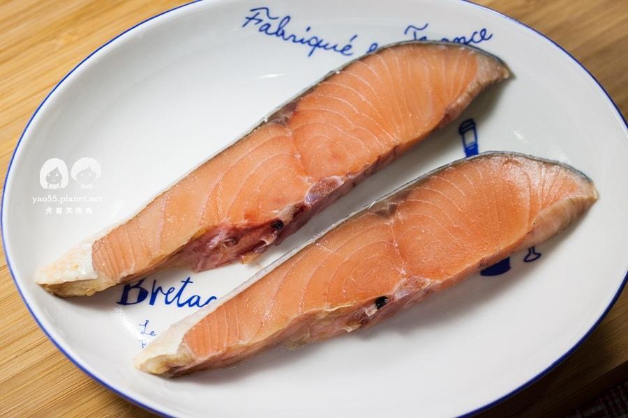 好東西Goodthings 購物網半月切鮭魚片 105G±10%/片 NT$108