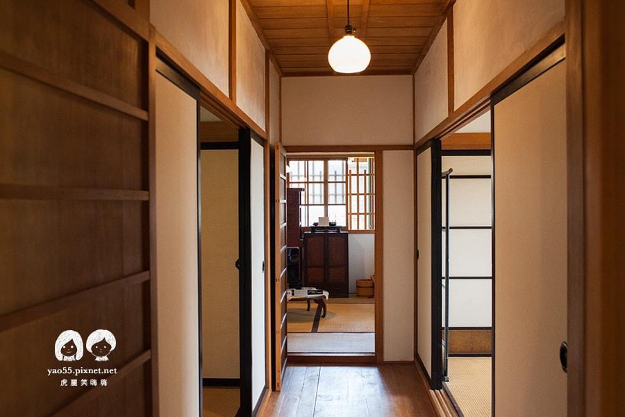 台灣好行 烏山頭水庫 八田與一 日本舊宿舍