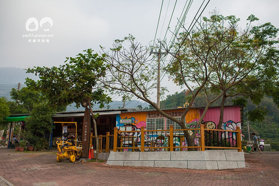 李子園小舖 台灣好行於 175 咖啡公路隨招隨停