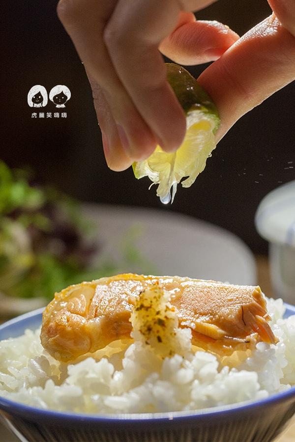 匯景屋 鹽烤新鮮鮭魚 NT280 挪威鮭魚