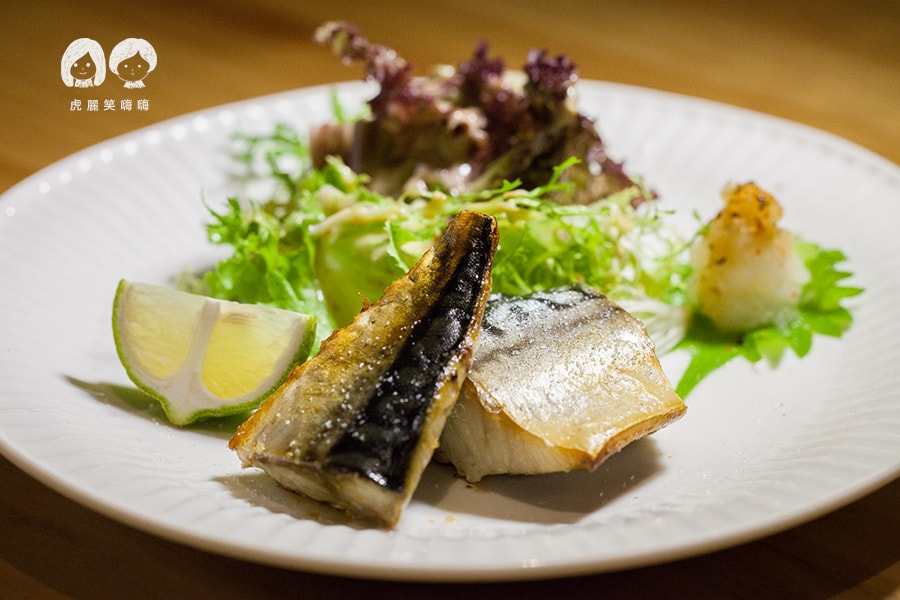 匯景屋 鹽烤鯖魚 NT280 挪威鯖魚