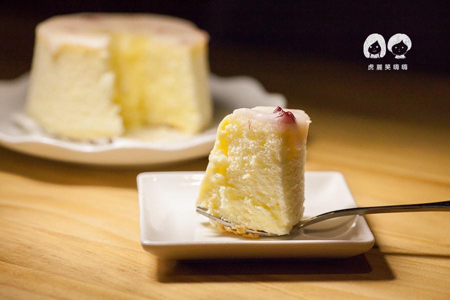 匯景屋 櫻花檸檬戚風蛋糕 NT120