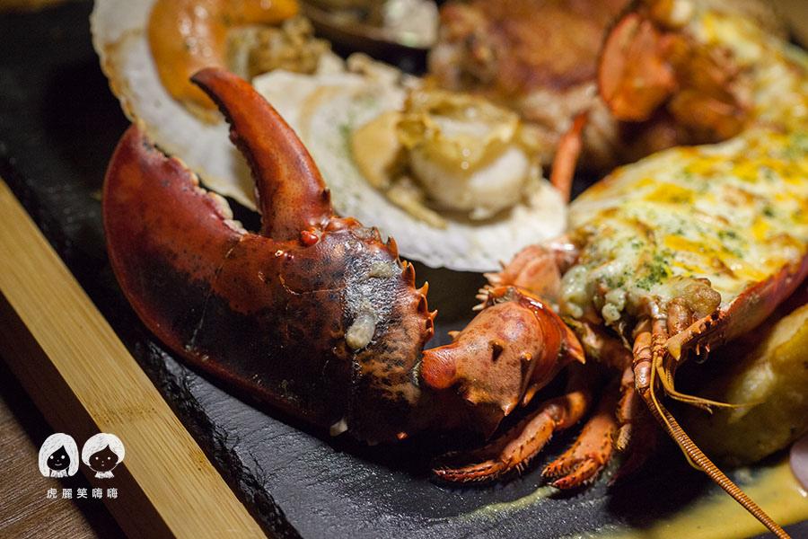 TC廚房 波士頓龍蝦 海陸雙人套餐 NT888