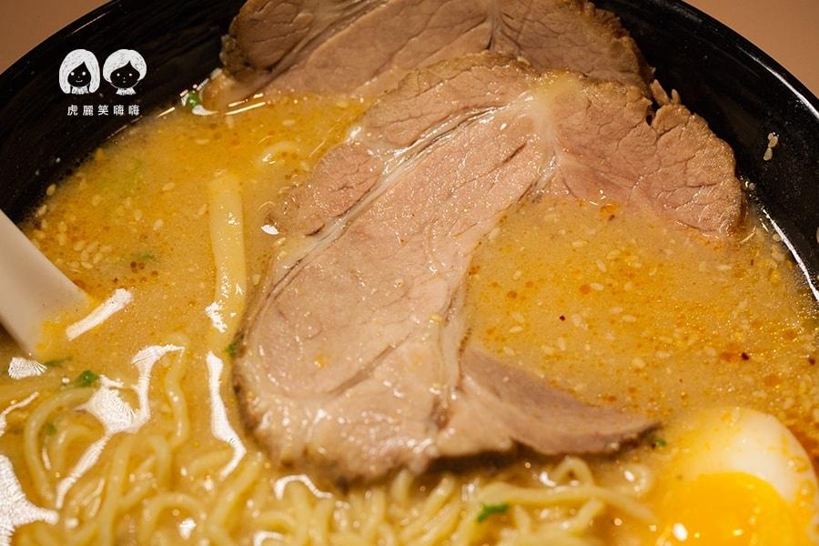 研田拉麵 厚地獄味噌$270(厚切+50)