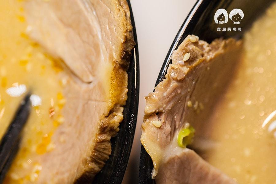 叉燒肉比對