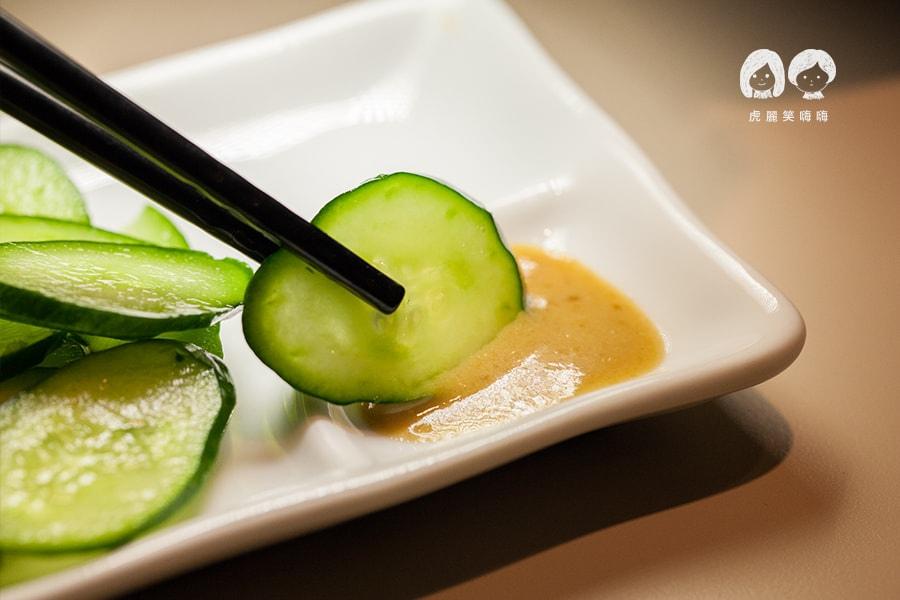 研田拉麵 日式小黃瓜 NT35