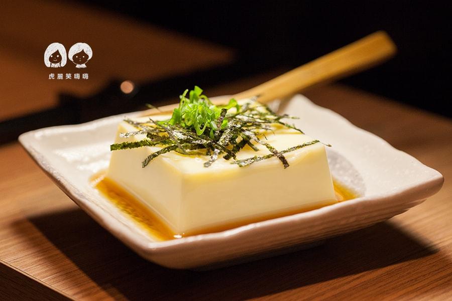 研田拉麵 和風豆腐 NT50