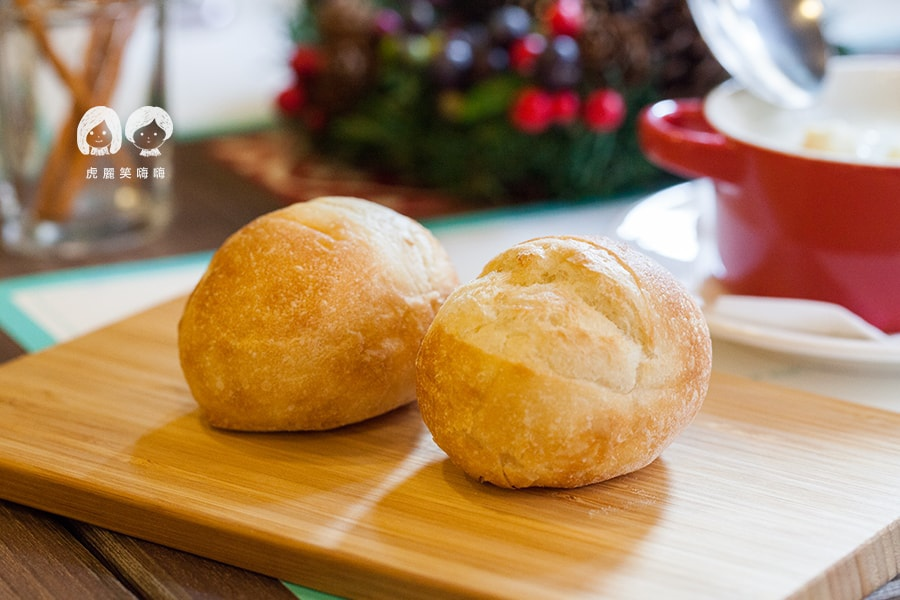 奇可小廚 聖誕新年特餐 麵包