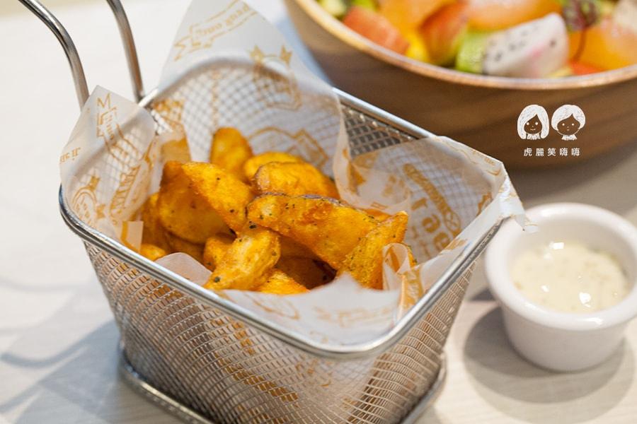 克洛普水素水餐廳 香酥脆薯 NT100