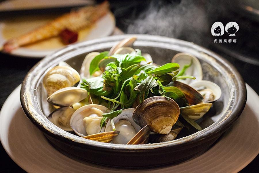 麻花重慶火鍋 酒蒸燒蛤