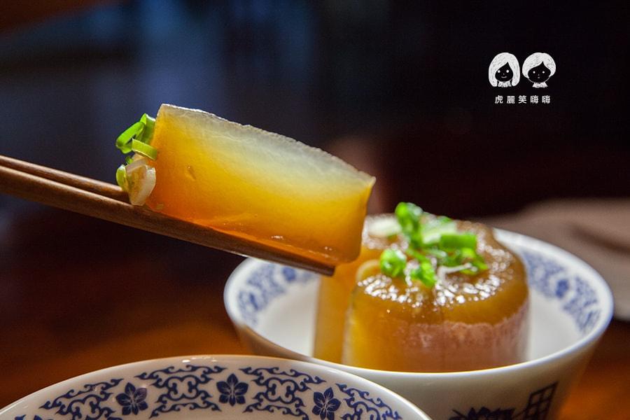 林素蘭牛肉麵 菜頭 涼菜 TN35