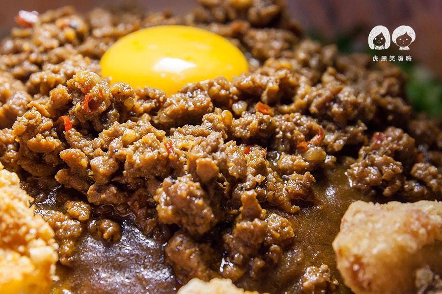 台灣咖哩 炸雞排台灣咖哩飯 NT250