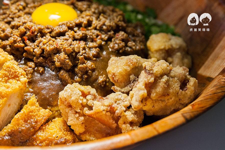 台灣咖哩 炸雞
