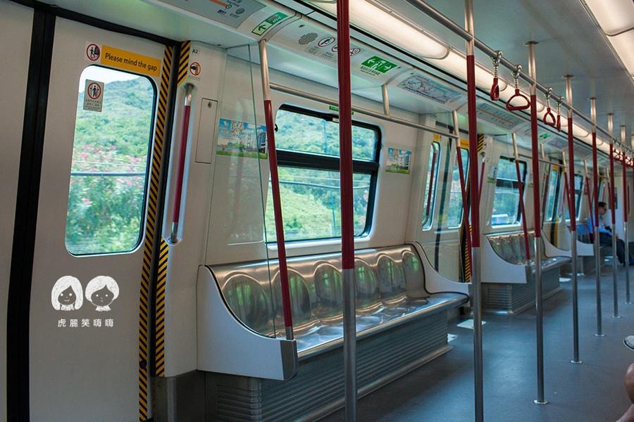 昂坪纜車 交通 搭乘地鐵 東湧 hk MRT