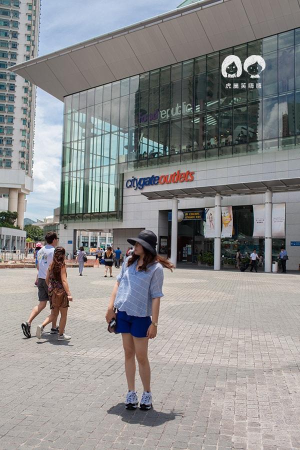香港 東薈城名店倉 Citygate Outlets