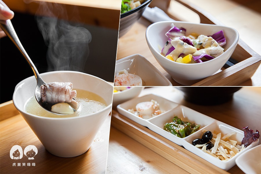 路竹 小牧人異國料理餐廳 日式壽喜五花牛肉丼 NT280 附飲料與甜點