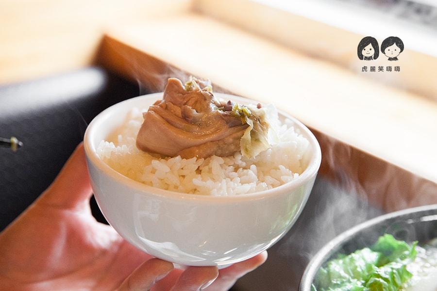 路竹 小牧人異國料理餐廳 陳香泡椒土雞鍋 土雞肉
