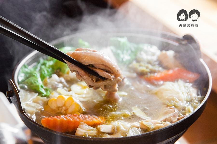 路竹 小牧人異國料理餐廳 陳香泡椒土雞鍋