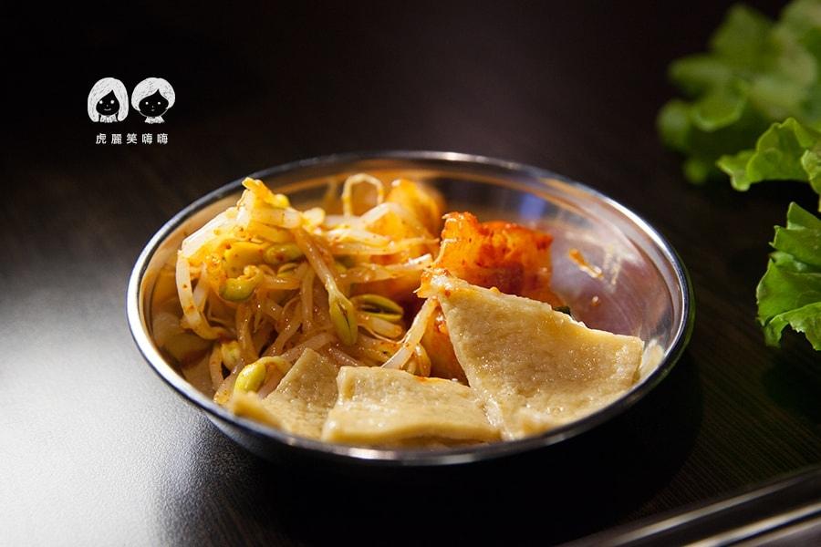 高雄 韓式料理 韓國料理 吃到飽 槿韓食堂 小菜免費續
