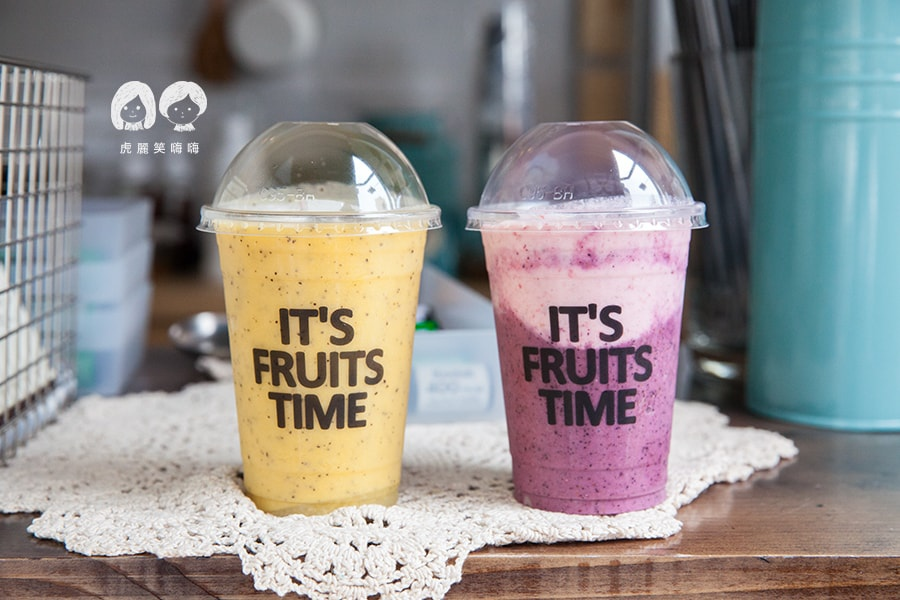 台南 國華街 果子餅乾 2號店 蜂巢草莓 果子冰 特調果汁
