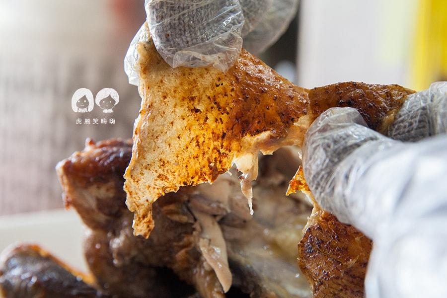 高雄 手扒雞 桶仔雞 烤雞 台灣奇雞漢方桶仔雞 脆皮烤雞