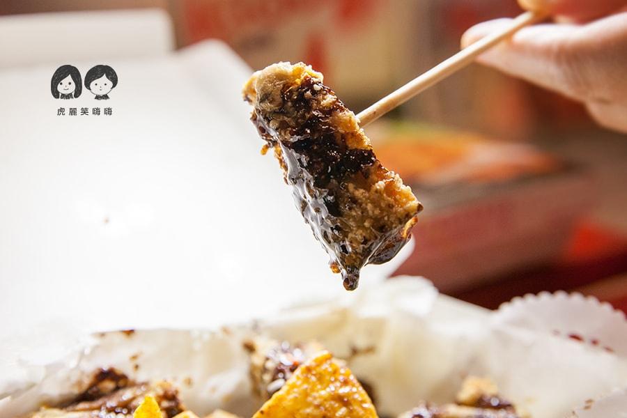 台南 鹽酥雞 雞排 食香客雞會站雞排 魔鬼巧克力火烤雞排 NT69