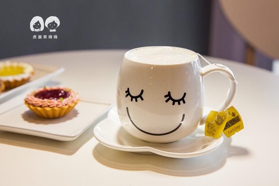 高雄 甜點 派 水果塔 小螞蟻手作烘焙坊 伯爵奶茶