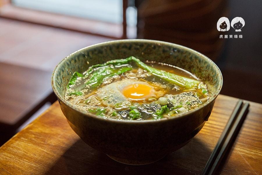 台南 日本人 洞蕎麥 預約料理 巷弄餐廳 手作蕎麥麵
