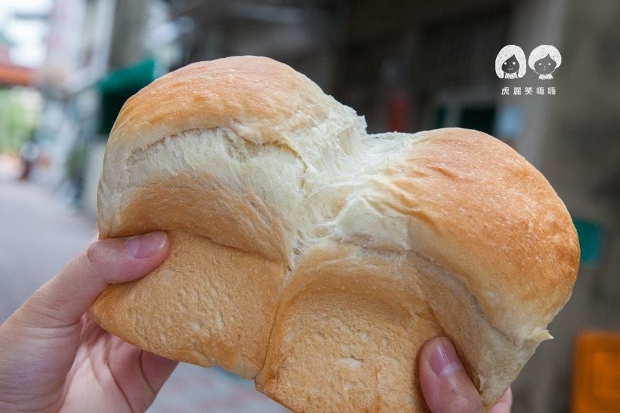 台南 巷弄 麵包 手作 五吉堂