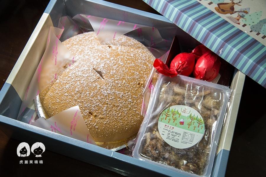 幸福之丘洋菓子手作工坊 彌月蛋糕 高雄