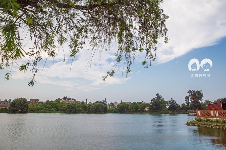 金門雙鯉濕地自然中心 金門 旅遊 自由行 低碳 立榮 易飛網