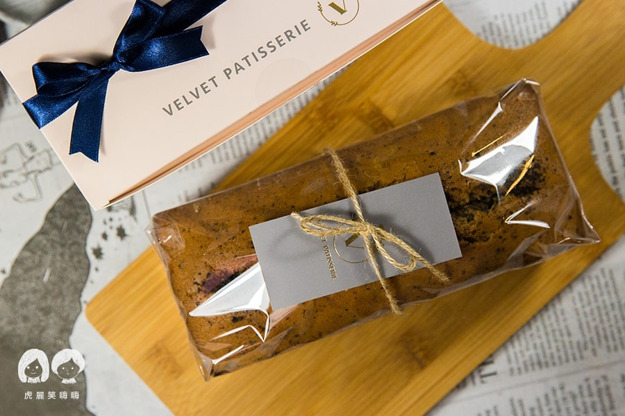 法絨法式手工甜點工作室 Velvet Patisserie 高雄 甜點 推薦 佛手柑伯爵茶香旅人蛋糕 NT$380