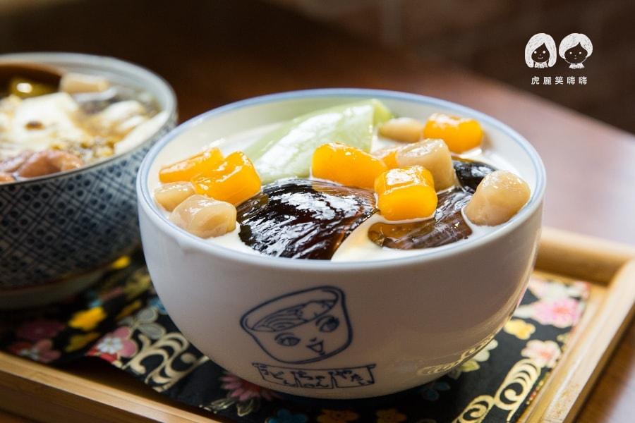 鼎昌號 屏東 潮州 美食 聖代 鯛魚燒 芋圓