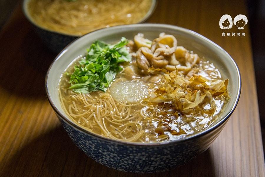 參福麵線 豆腐 鳳山 小吃  大腸麵線 NT50/大
