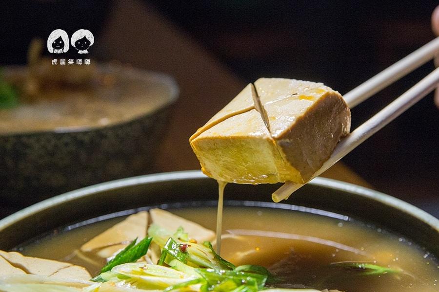 參福麵線 豆腐 鳳山 小吃 清蒸臭豆腐NT60