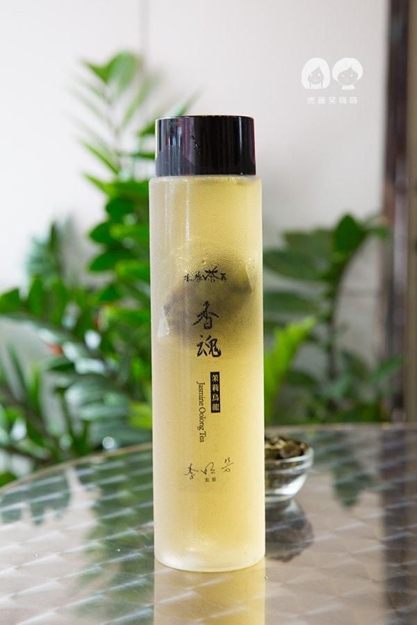 水巷茶弄 香魂 使用台南南投茶葉 茉莉烏龍冷泡茶