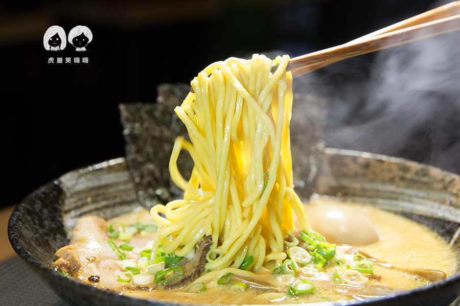 麵寶荒武者拉麵 新興區 崛江 魚介濃厚豚股醬油沾麵 NTD220