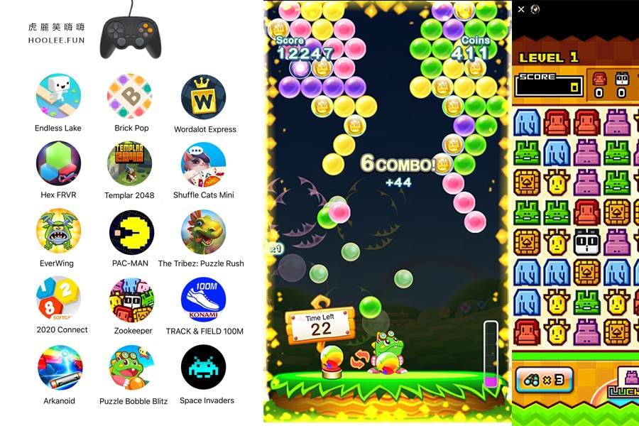 Facebook Messenger  Instant Games 小遊戲