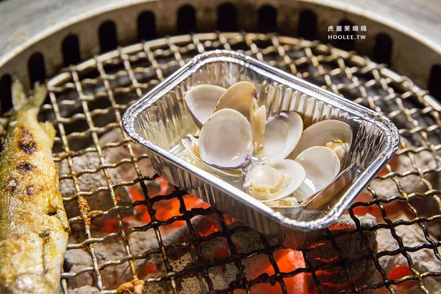 高雄美食 老爺燒肉 蛤蠣盅