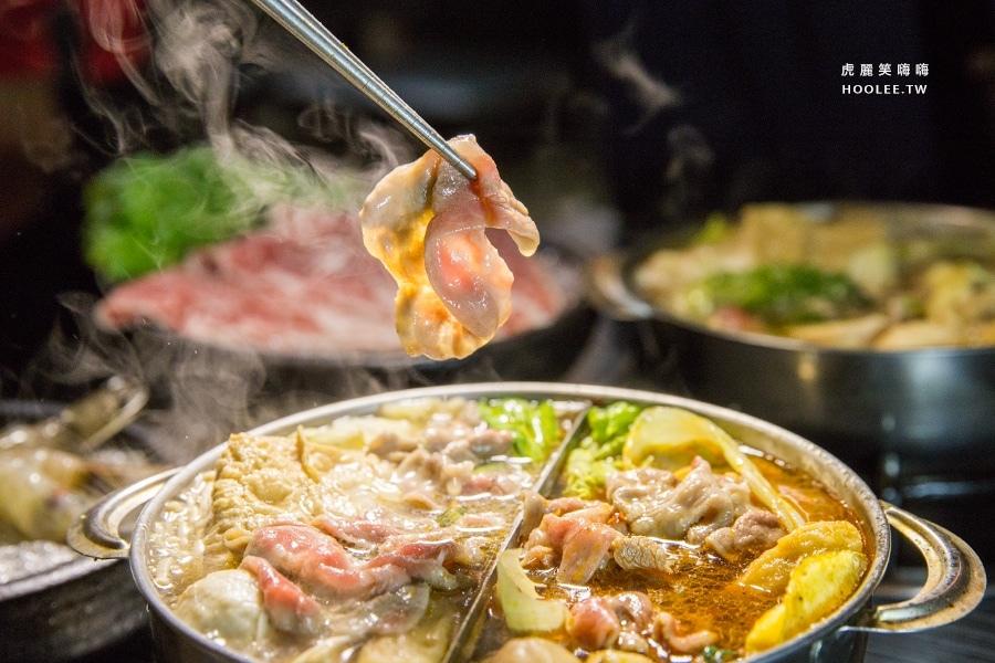 五鮮級 火鍋 鳳山店 五鮮級羊肉鴛鴦鍋 羊肉