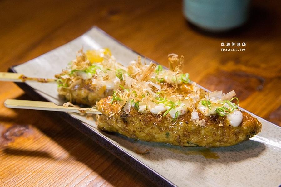 僕燒鰻 自製雞肉丸大阪燒 NTD160