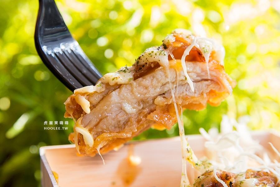 掌握鮮雞 高雄堀江 醬燒起士雞 NTD75