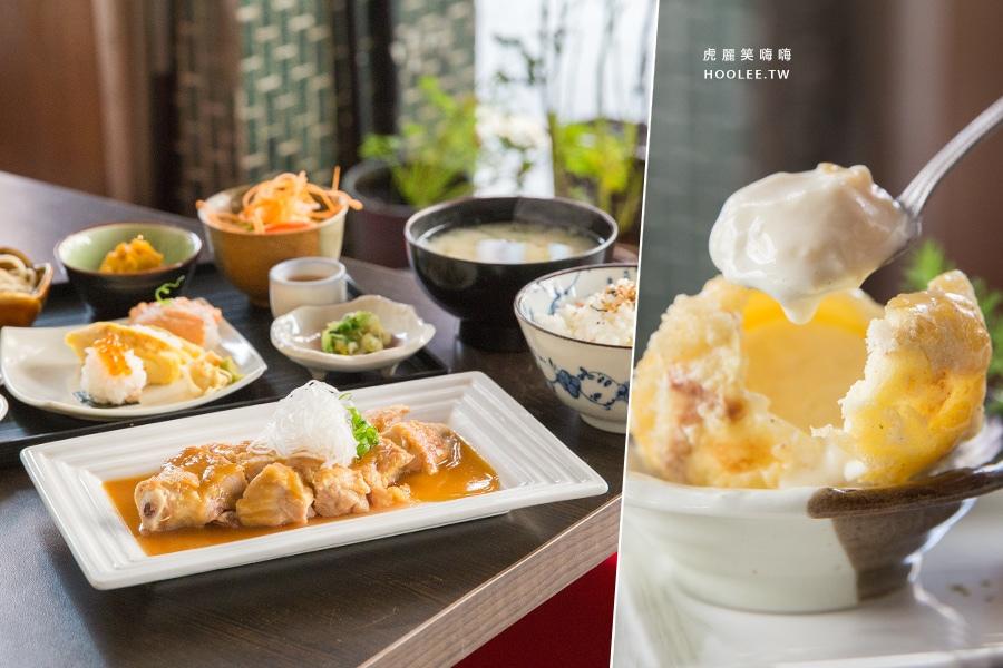 旭日料理 高雄 日本料理 雞肉定食(照燒醬或味噌醬)NTD290