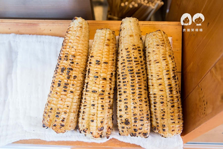 嘉義炭香烤玉米 高雄 純素 香烤玉米