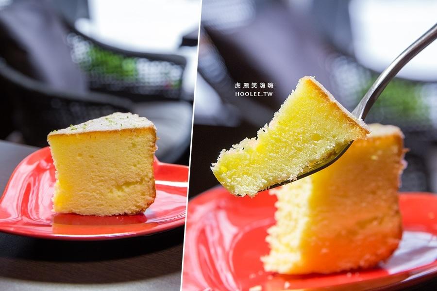 義食光 高雄義式料理 老奶奶的檸檬蛋糕 NT$60