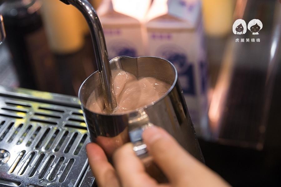 太卡啡 摩卡可可拿鐵 NT$75 / NT$95(熱/冰)
