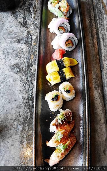1436705825 195641836 n - 【熱血採訪】台中西屯 星享道久享日式料理吃到飽,約50道的選擇,整體來說都蠻精緻的,生魚片新鮮厚度夠,專人服務上桌免搶啦