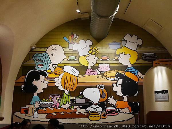 1452419984 1087499693 n - 【熱血採訪】台中西屯 查理布朗咖啡,親子或大小朋友都能感受歡樂的用餐環境,除了正餐之外還有許多小點心(內有午晚餐系列可參考)