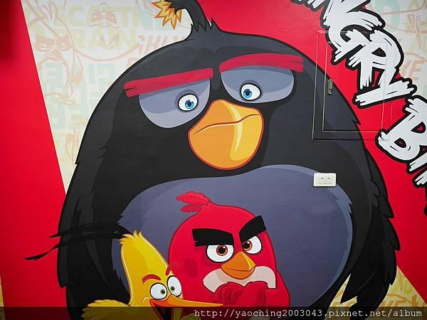 1463528842 545122627 n - 【熱血採訪】台中北區 Angrybirds憤怒鳥餐飲 健行店,台中第一家憤怒鳥餐飲開幕了,造型怒鳥燒、怒鳥堡大人小孩都開心,一日小店長、小設計師等親子活動也接受預約中,近科博館、
